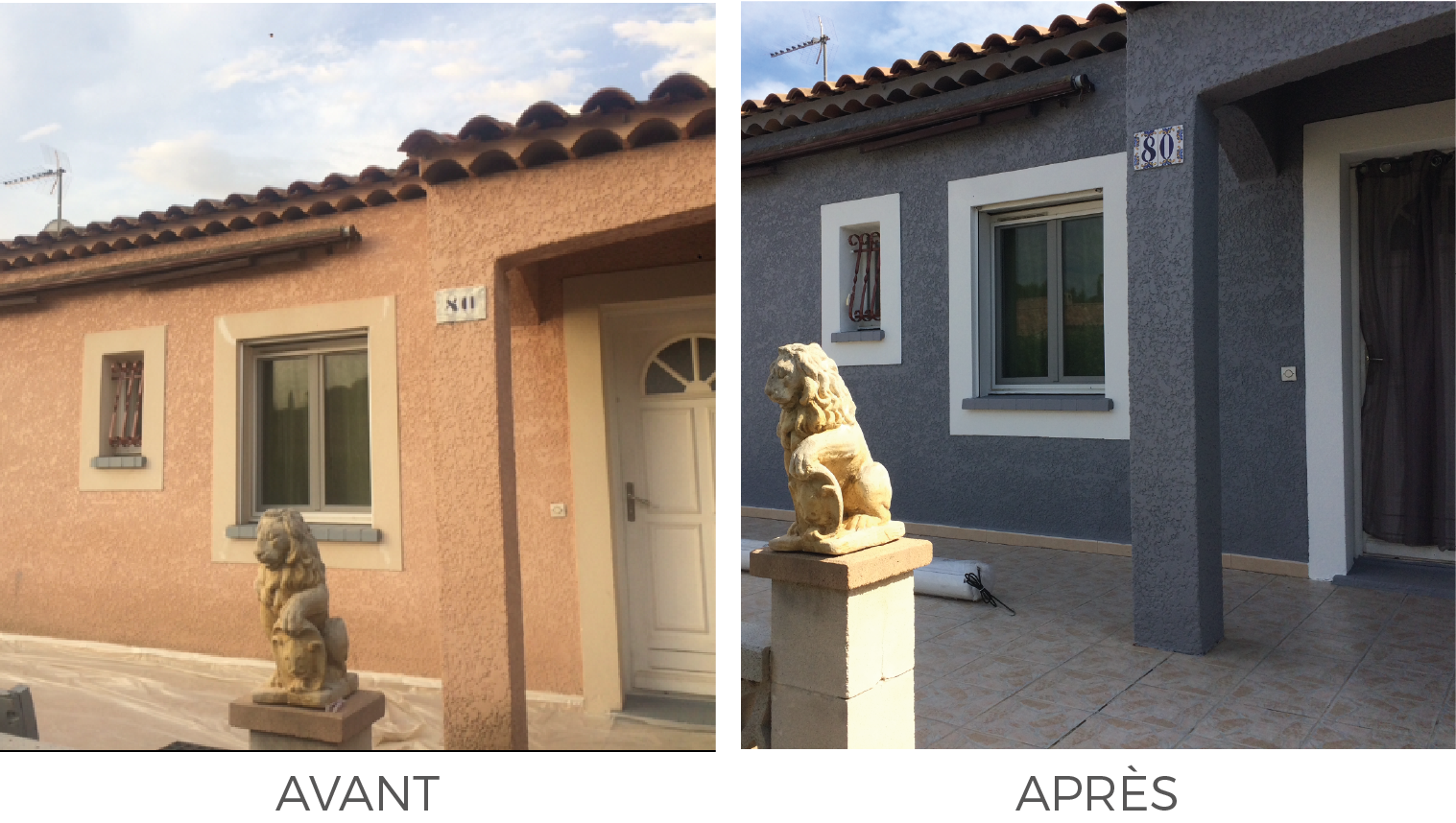 Artisan Monsieur Jean nettoyage de façade et de toiture et démoussage à Vidauban, Le Luc Les Arcs